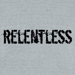 Relentless T-Shirts - Unisex Tri-Blend T-Shirt by American Apparel