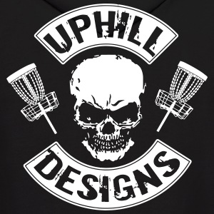 Uphill Designs MC Style Hoodies - Men's Hoodie