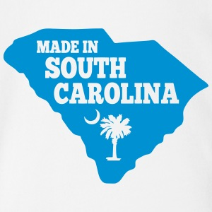 Made In South Carolina Baby Bodysuits - Short Sleeve Baby Bodysuit
