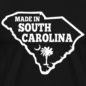 Made In South Carolina T-Shirts - Men's Premium T-Shirt
