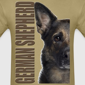 German Shepherd T-Shirts - Men's T-Shirt
