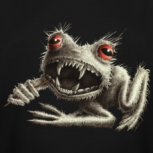 Monster Frog - Men's Tall T-Shirt