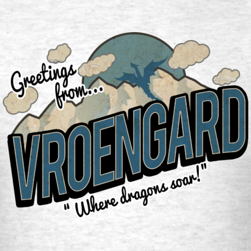 Greetings from Vroengard