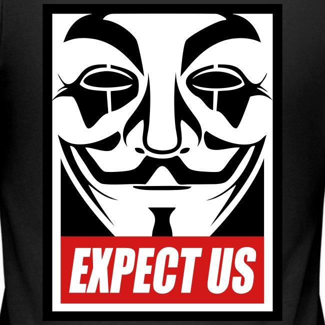 Anonymous no sleeve
