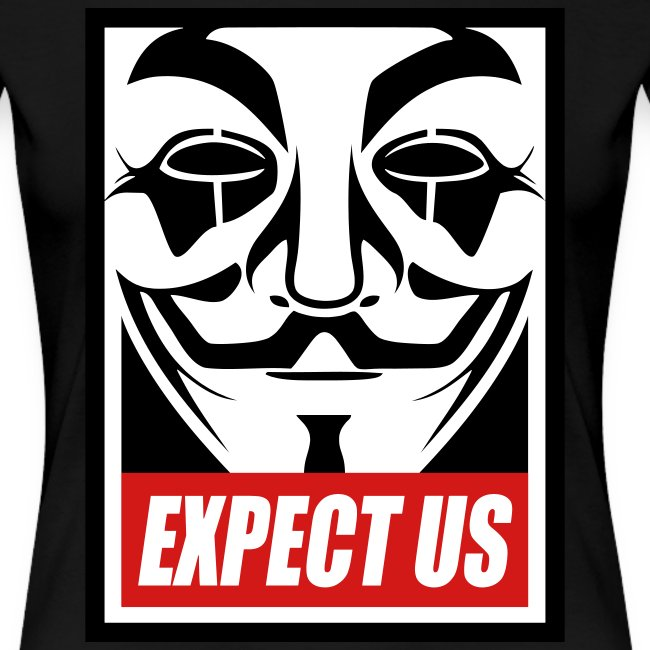 Anonymous shirt women