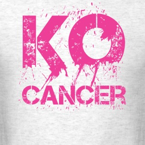 KO Cancer T-Shirts - Men's T-Shirt