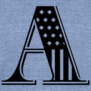 ACE - Unisex Tri-Blend T-Shirt by American Apparel