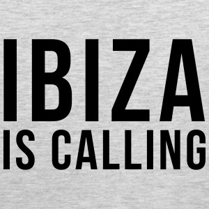 Ibiza Is Calling 2 Tank Tops - Men's Premium Tank