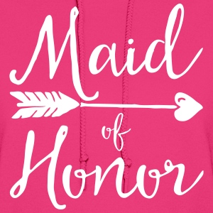 Sugar Maid Of Honour  Hoodies - Women's Hoodie