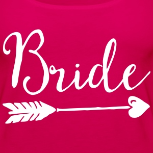 Sugar Bride Tanks - Women's Premium Tank Top