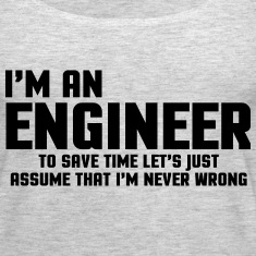 I'm An Engineer  Tanks