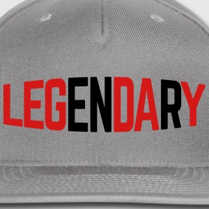 Leg Day  Caps - Snap-back Baseball Cap