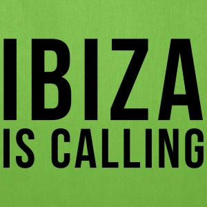 Ibiza Is Calling 2 Bags & backpacks - Tote Bag