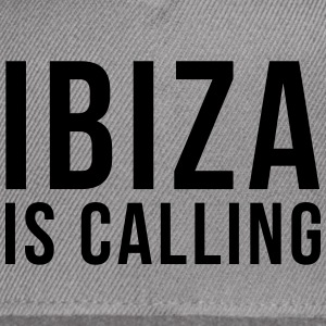 Ibiza Is Calling 2 Caps - Snap-back Baseball Cap
