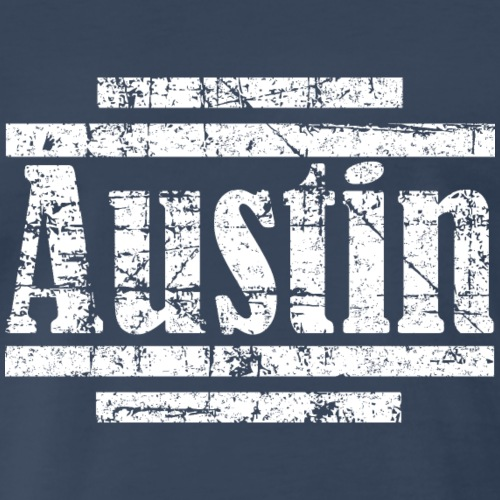 Austin 20th Classic Vintage White