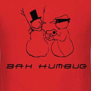 Bah Humbug Snowmen
