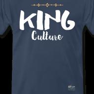 Design ~ King Culture Script Men