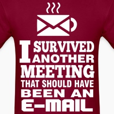 I Survived Meeting That Should Have Been An Email