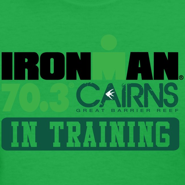 70.3 Cairns In Training Women's T-shirt