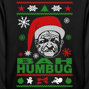 Bah Humbug Sweater style Kids' Shirts - Kids' Long Sleeve T-Shirt