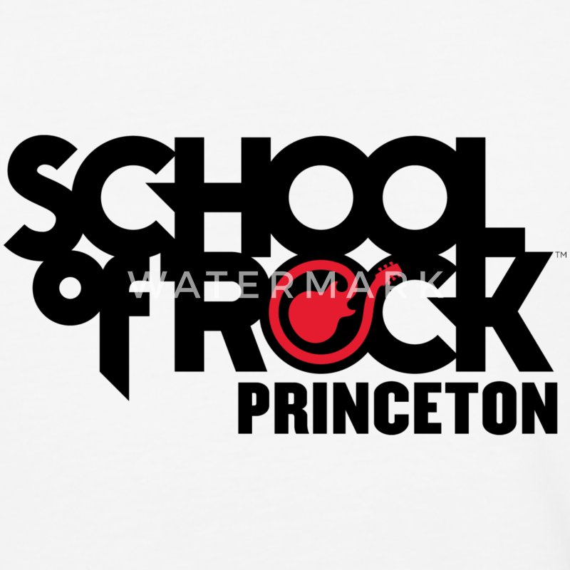 School of Rock Baseball Tee - Baseball T-Shirt