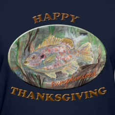 Pumpkinseed Thanksgiving