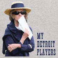 Design ~ Martha My Detroit Players