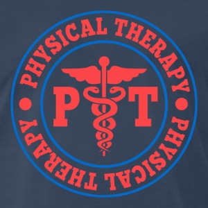 Physical Therapy T-Shirts - Men's Premium T-Shirt
