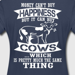 Money cant buy happiness - Women's Premium T-Shirt