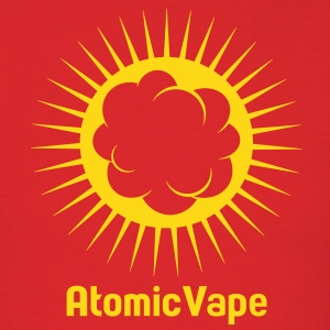VAPE T-SHIRT ATOMIC VAPE T-Shirts - Men's T-Shirt