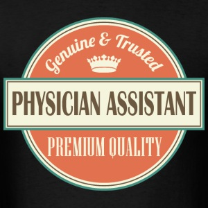 Physician Assistant Vintage Occupation Logo T-Shirts - Men's T-Shirt