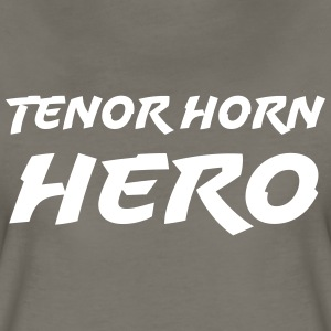 Tenor Horn Hero Women - Women's Premium T-Shirt