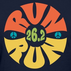 Run 26.2 Women's T-Shirts
