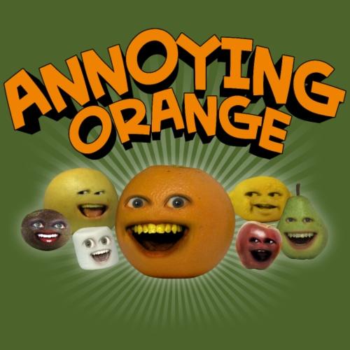 Annoying Orange Gang