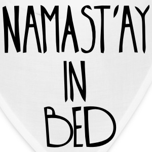 NAMASTAY IN BED Caps - Bandana
