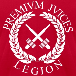 PREMIUM JUICES LEGION T-Shirts - Men's T-Shirt by American Apparel