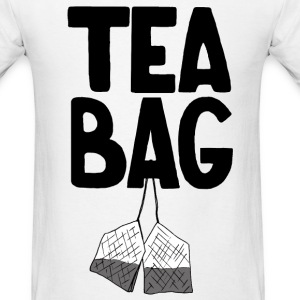 Tea Bag - Men's T-Shirt