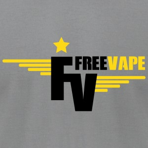 FREE VAPE T-Shirts - Men's T-Shirt by American Apparel