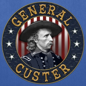 General Custer Historic - Tote Bag