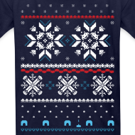 Design ~ Holiday Fair Isle - Navy