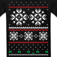 Design ~ Holiday Fair Isle - Black