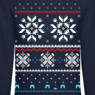 Design ~ HHoliday Fair Isle - Navy