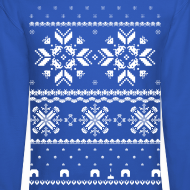 Design ~ Holiday Fair Isle - Royal