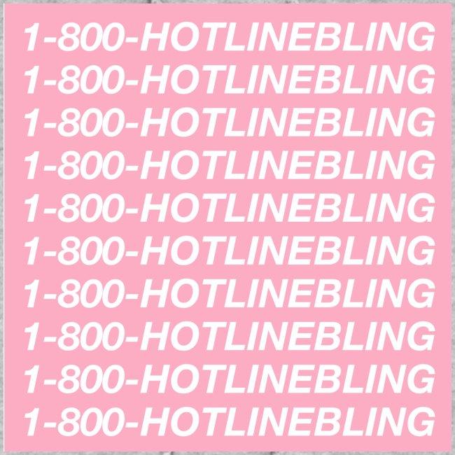 1800HOTLINEBLING - Hoodie