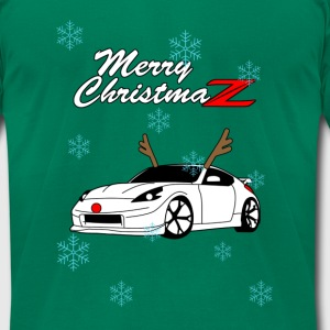 Merry ChristmasZ 2 nismo - Men's T-Shirt by American Apparel