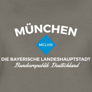 Munich (W) - Women's Premium T-Shirt