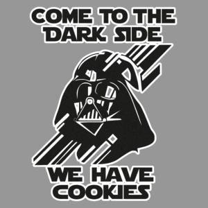 Darth Come To The Dark Side
