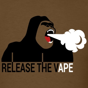 RELEASE THE VAPE T-Shirts - Men's T-Shirt