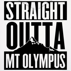 Straight Outta Mt Olympus Hoodies - Men's Hoodie