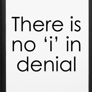 There is no 'i' in denial Accessories - iPhone 6/6s Rubber Case